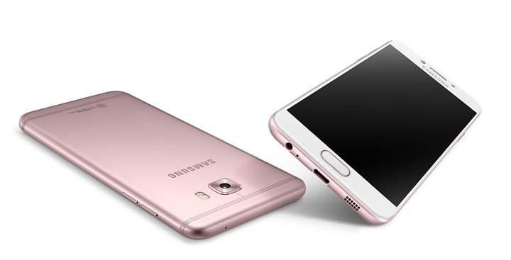 Samsung, Galaxy C7 Pro'yu duyurdu, ön siparişler 16 Ocak'ta başlıyor