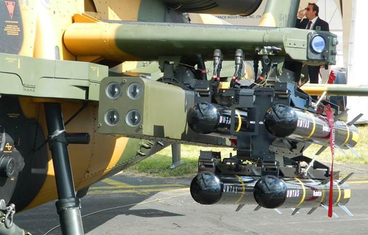 ROKETSAN yapımı tank katili füzeler geliyor