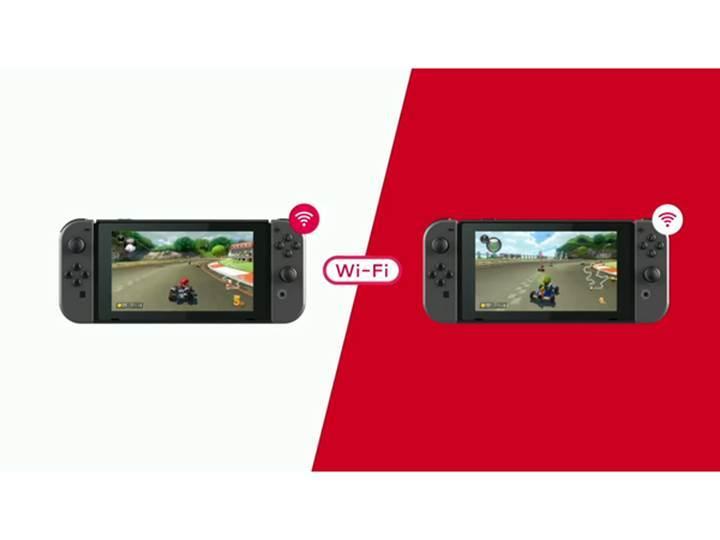 Nintendo Switch sahaya çıkıyor