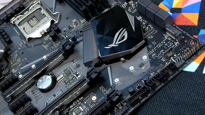 Asus ROG Strix Z270E Gaming incelemesi