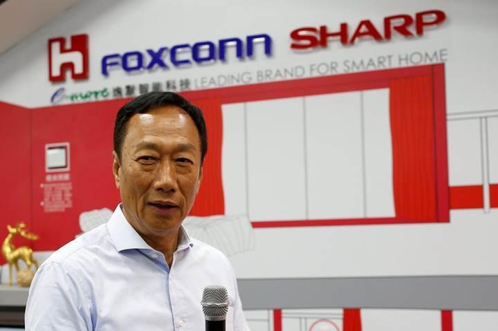 Foxconn üretim tesislerini ABD'ye taşımak konusunda kararsız