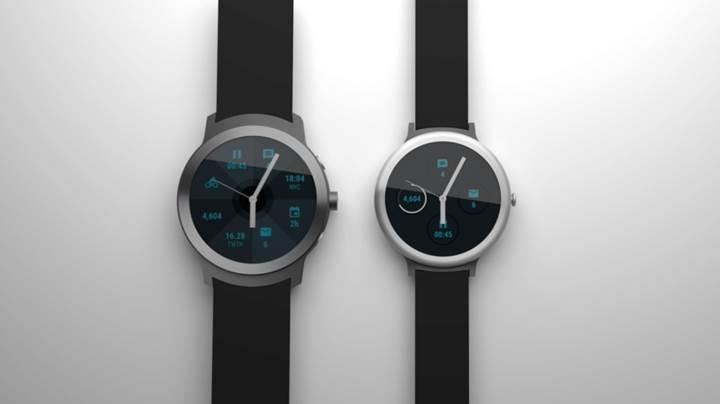 İlk Android Wear 2.0 saatleri ortaya çıktı