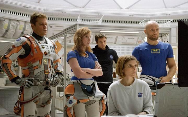 The Martian'ın yazarından NASA ile ilgili yeni dizi