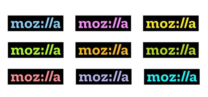Mozilla yeni logosunu buldu