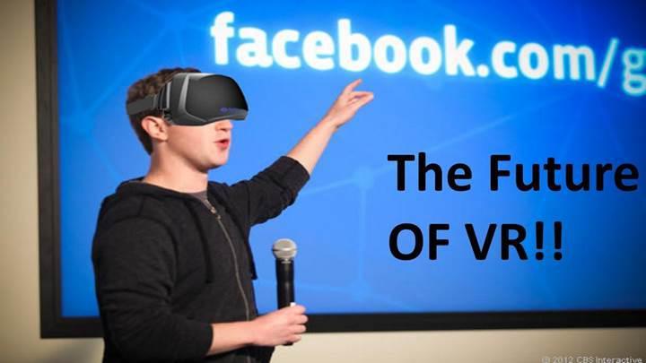 Facebook VR için 3 milyar doları daha gözden çıkaracak