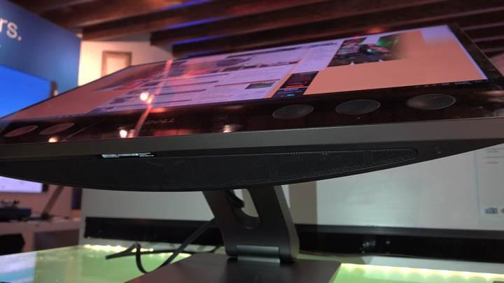 Yeni Dell XPS 27 hepsi bir arada '4K IPS ekran ve entegre soundbar'