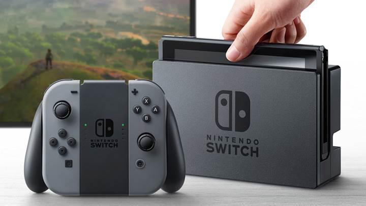 """""""Nintendo Switch zayıf kalıyor"""""""