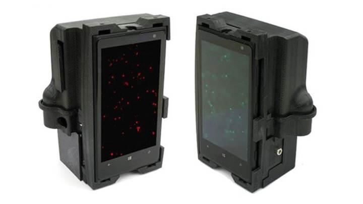 Bilim insanları Nokia Lumia 1020'yi dijital mikroskop olarak kullanıyor