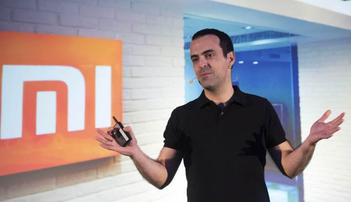 Xiaomi'de şok ayrılık: Hugo Barra şirkete 'elveda' diyor