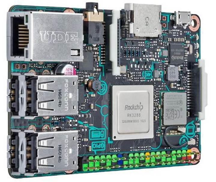 ASUS'tan Raspberry Pi alternatifi çözüm
