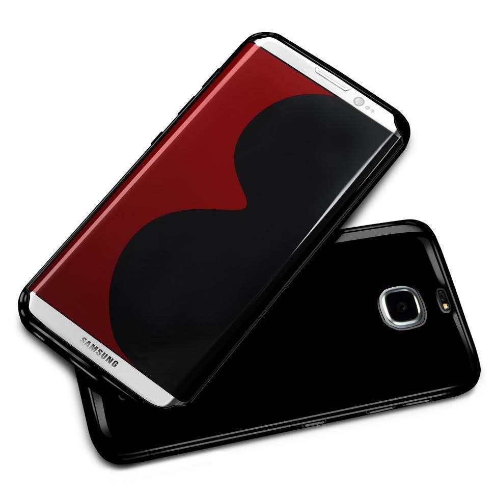 Samsung Galaxy S8, Infinity Display'e sahip olacak