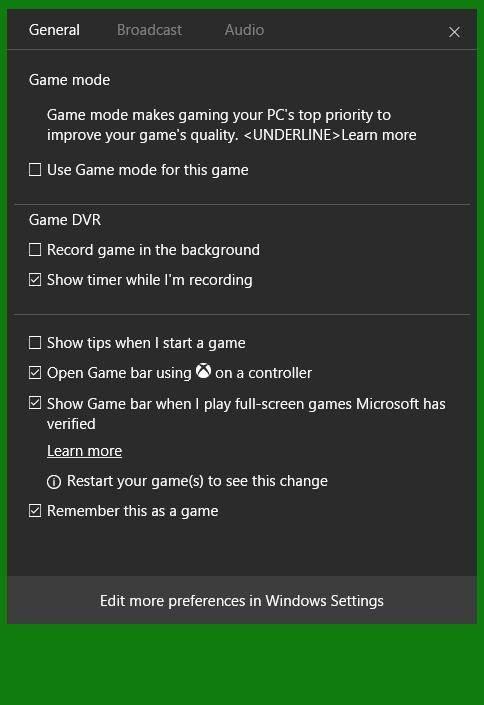 Microsoft bir videoyla Windows 10 Oyun Modu'nun nasıl çalışacağını açıkladı