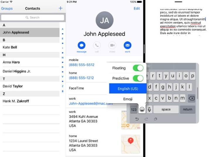 iOS 10.3′te keşfedilen gizemli klavye Apple'ın sürprizini ortaya çıkardı