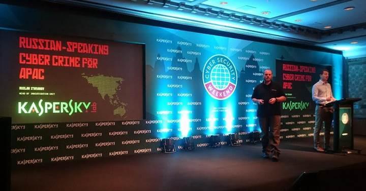 Kaspersky Lab'ın güvenlik araştırmacısı tutuklandı