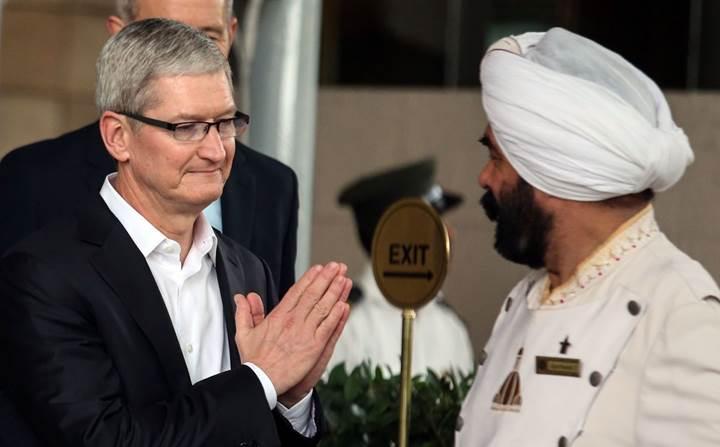 Apple, Hindistan pazarındaki en iyi yılını geçirdi