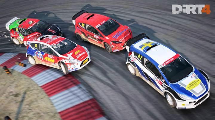 Merakla beklenen yarış oyunu DiRT 4 resmen duyuruldu