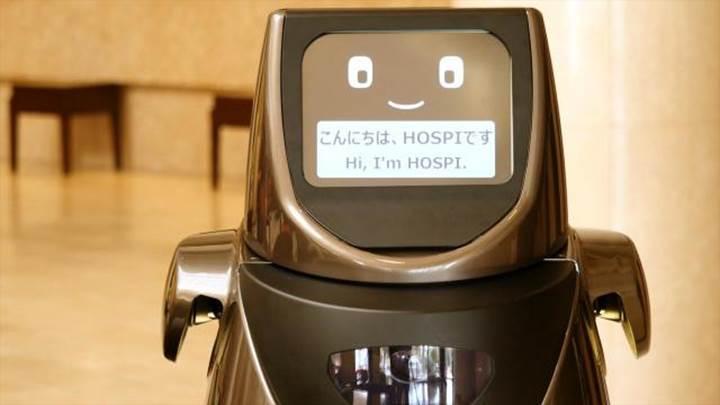 Japonya'daki havaalanlarında Panasonic'in robotları çalışacak