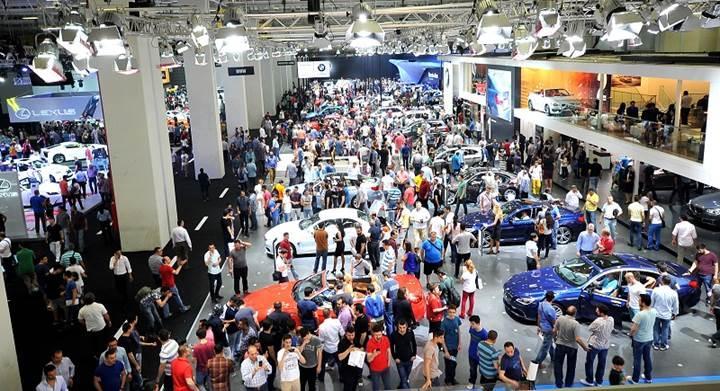 İstanbul Autoshow 2017 fuarına 20 büyük otomobil üreticisi katılmıyor
