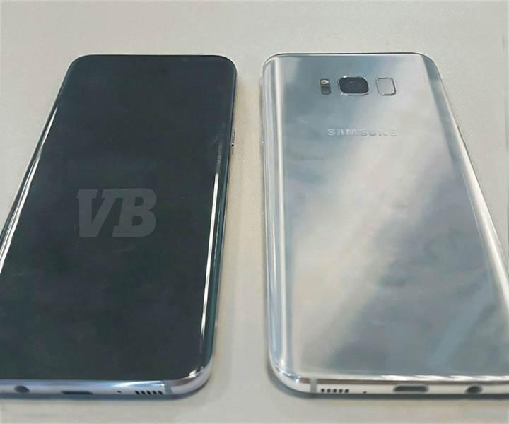Samsung Galaxy S8 ortaya çıktı: İşte detaylar
