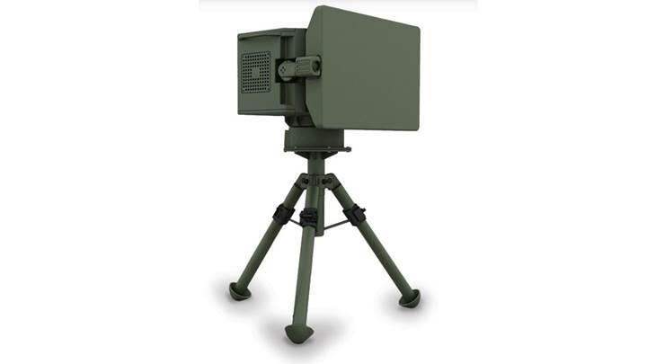 Terörle mücadelede yeni dönem: İnsan tespit edebilen radarlar