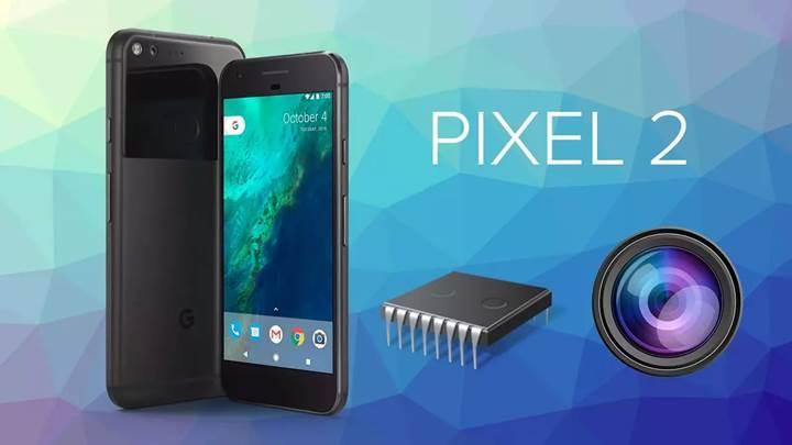 Google Pixel 2 piyasaya damga vurmaya geliyor