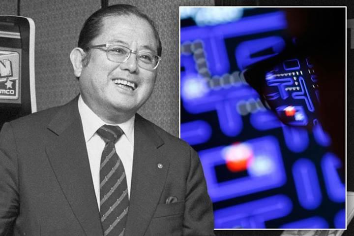 Pac-Man'in babası Masaya Nakamura hayatını kaybetti