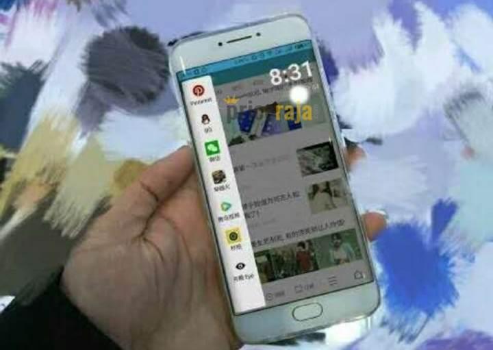 Meizu Pro 7 çift kenarı kavisli ekranla ortaya çıktı