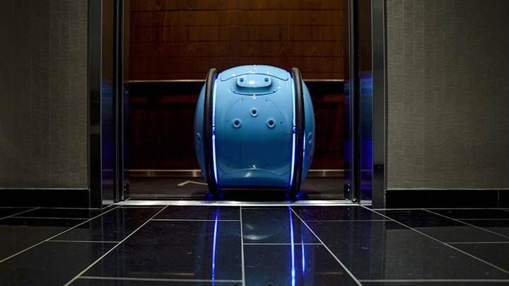 Vespa'nın geliştiricisinden kişisel kargo robotu: Gita