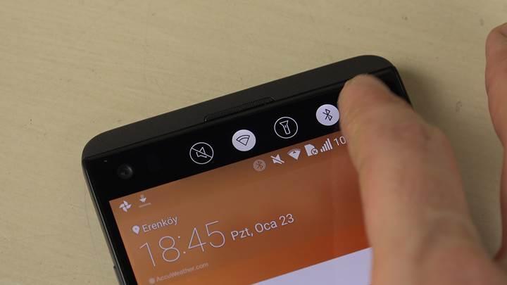 LG V20 inceleme 'Ses ve görsel uzmanı'