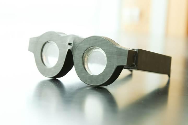 Yeni geliştirilen gözlüklerle presbiyopiye son!
