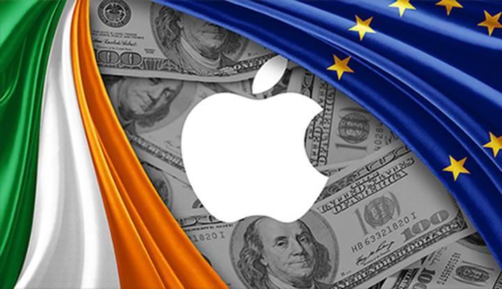 Apple milyonlarca avro vergi cezasını ödemedi