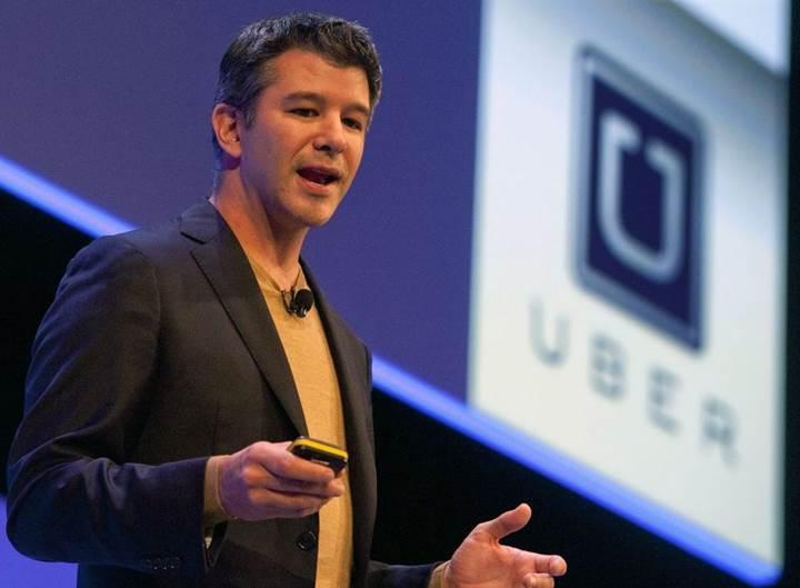 Uber CEO'su Travis Kalanick artık Trump'ın danışmanı değil!