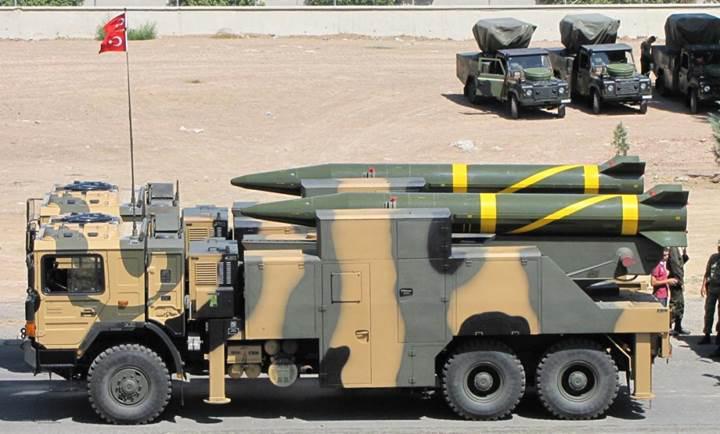 Türkiye'nin gizli balistik füzesi resmen kamuoyuna duyuruldu