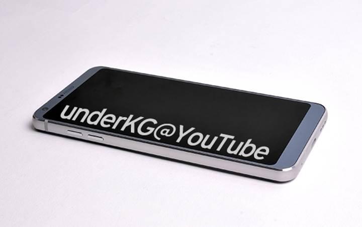 LG G6'nın yeni görselleri sızdırıldı