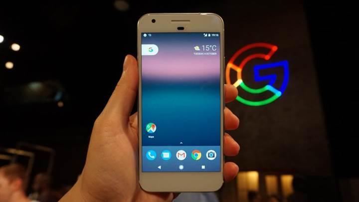 Google: Pixel serisinin üretimi durmadı
