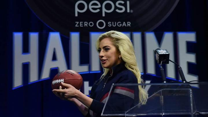 Lady Gaga'nın Super Bowl gösterisinde yüzlerce drone kullanılacak