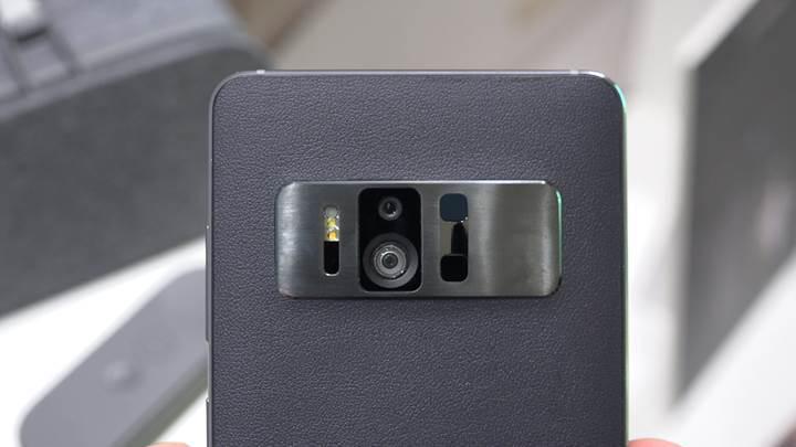 8GB RAM'li ilk telefonu kullandık: Asus ZenFone AR