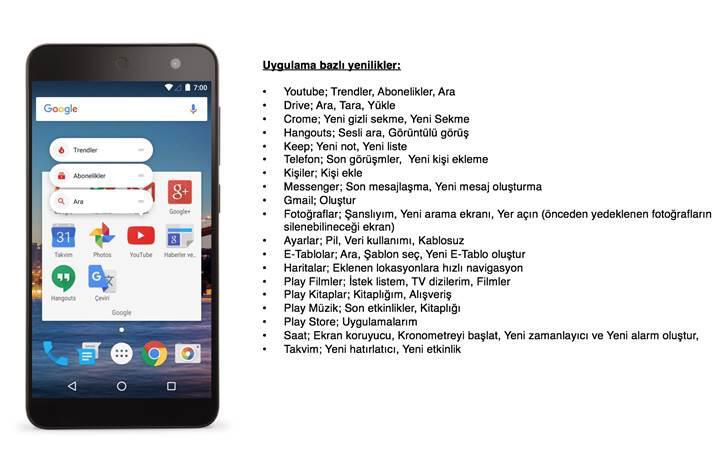 General Mobile, GM5 Plus için Android 7.1.1 güncellemesini bugün yayınlayacak