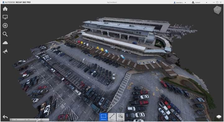 Dünyanın en işlek havalimanında dronelar kullanılacak