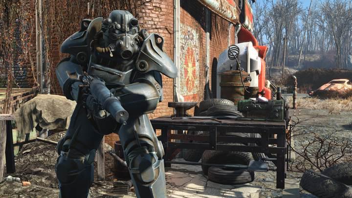 Fallout 4, yüksek çözünürlük DLC'sine kavuştu