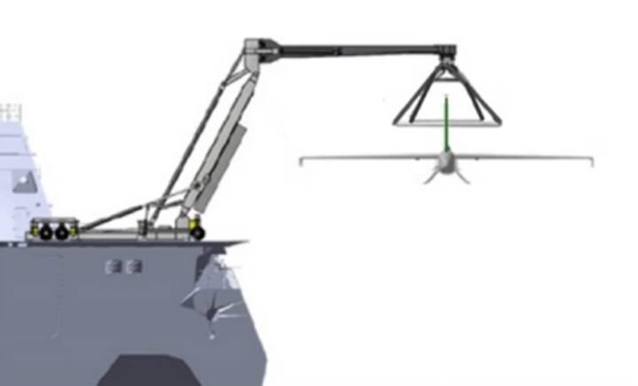 ABD donanması hava araçlarını yakalamak için yeni bir sistem kullanacak