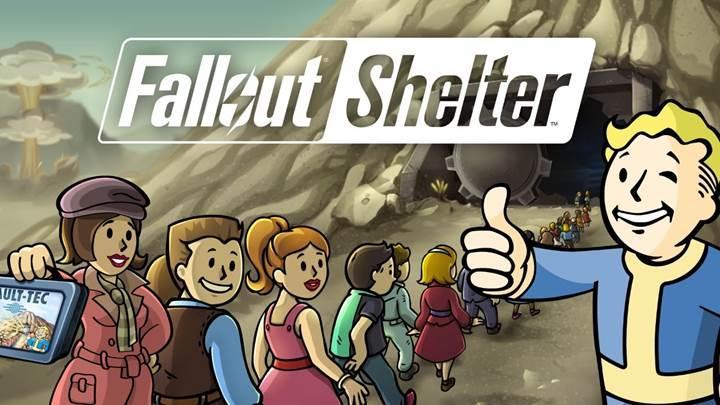Fallout Shelter, artık Xbox One ve Windows 10'dan oynanabiliyor