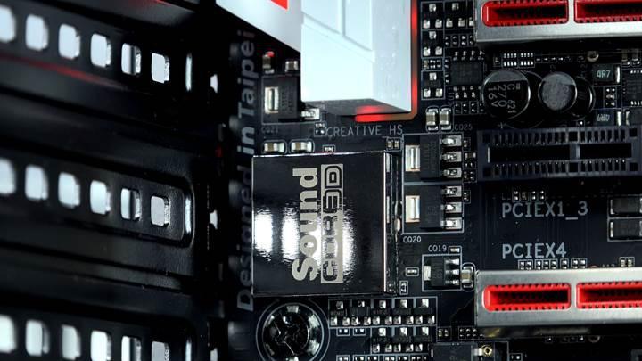 Gigabyte Z170X Gaming 7 EK incelemesi