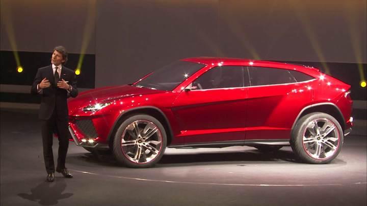 Lamborghini Urus'un üretimi Nisan ayında başlıyor