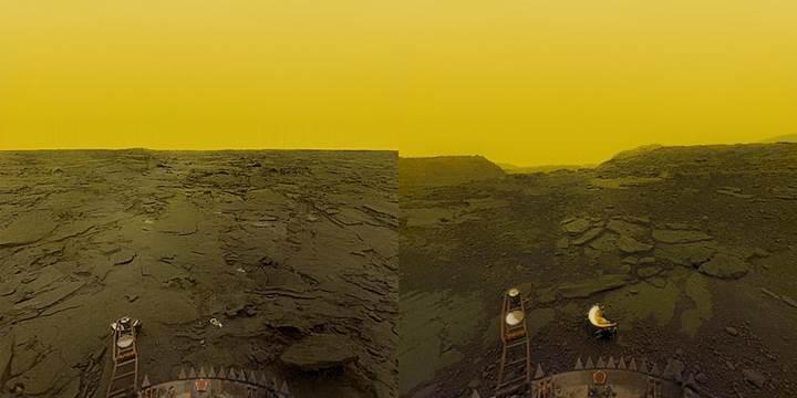 NASA, Venüs'ün atmosferik koşullarına dayanıklı elektronik parçalar üretti