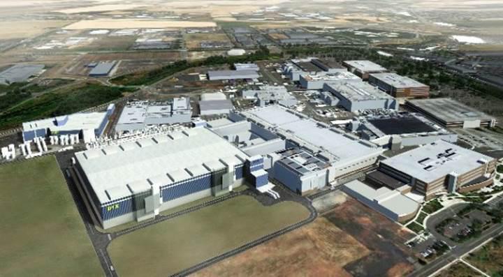 Intel 7 milyar dolarlık yatırımla açacağı dev üretim tesisini duyurdu