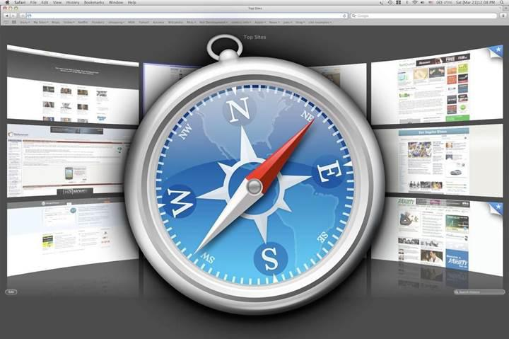 iCloud, Safari'nin tarayıcı geçmişi verilerini aylar boyunca gizlice kaydetti
