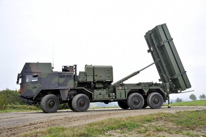 Uzun menzilli hava savunma füzesinde yeni teklif