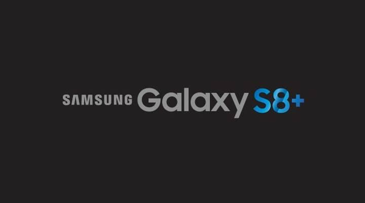 Samsung Galaxy S8+ modelinin logosu ortaya çıktı