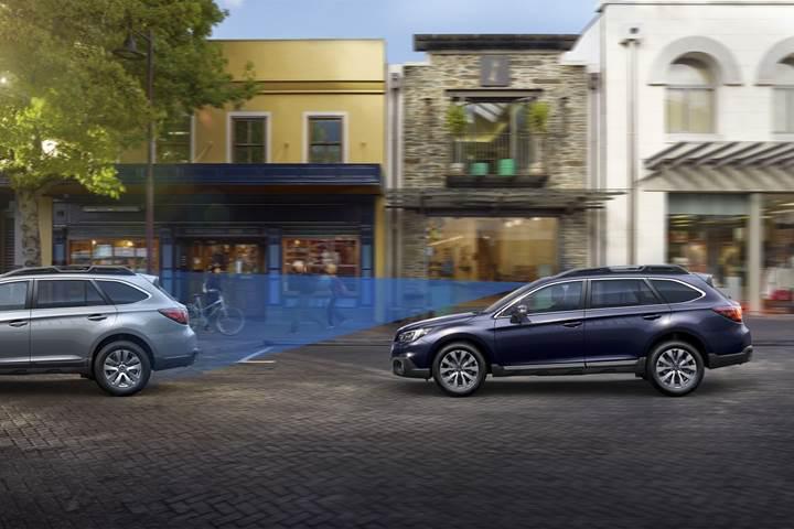 Subaru, Kaliforniya'da sürücüsüz otomobilini test etmek için izin aldı